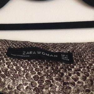 Zara Dresses - Zara woman medium cobra print dress